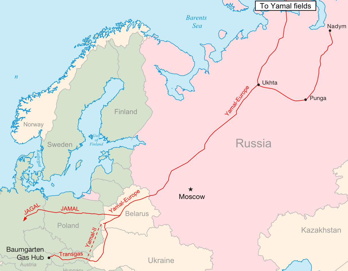 Georgia Natural Gas Russia