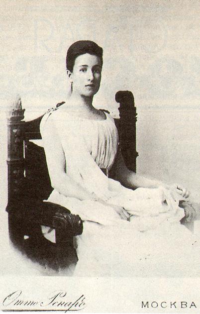 «Изящная, прохладная и благородная» Екатерина Алексеевна Андреева (1867—1950)