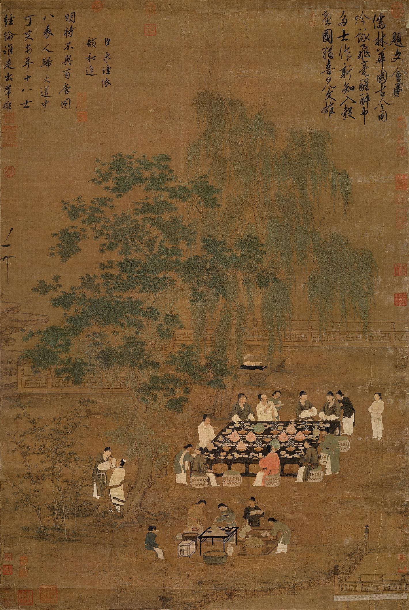 Origins of asian cuisine