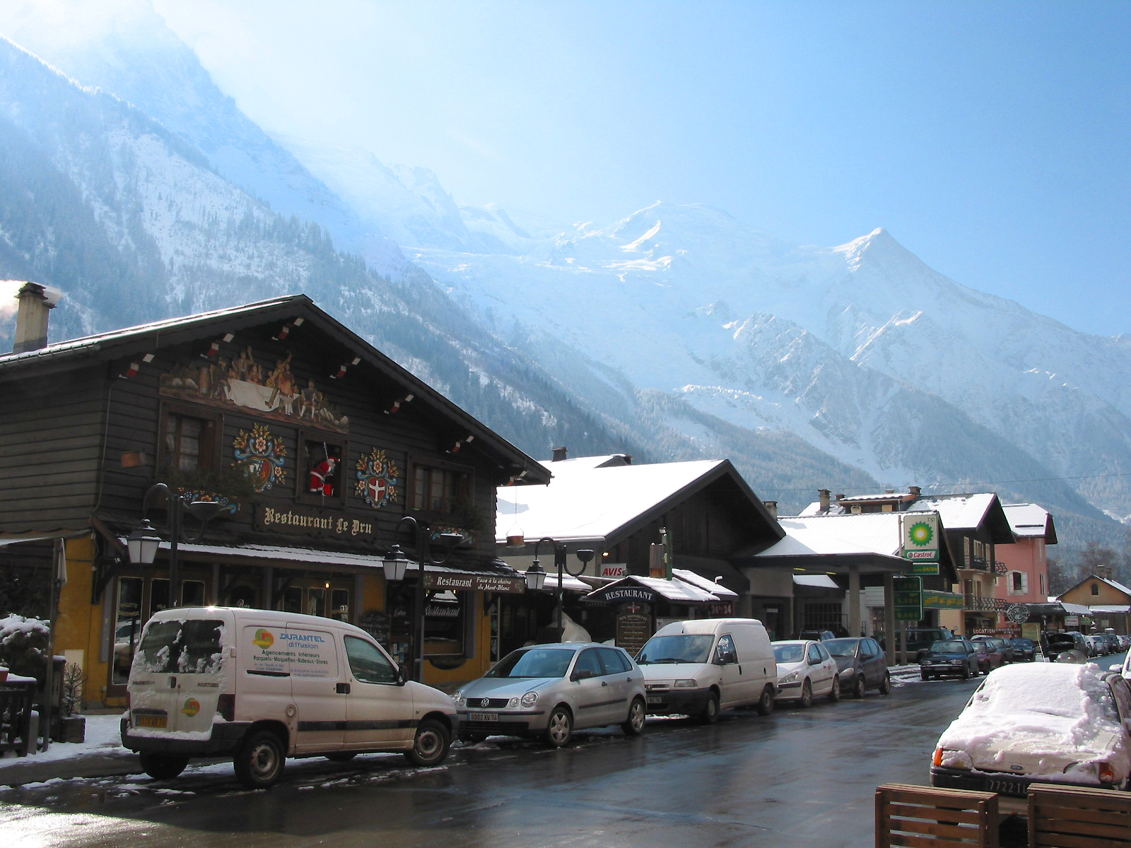 Mont Blanc image from wikimedia