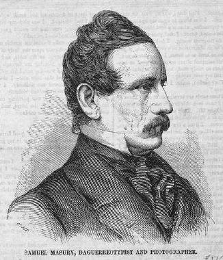 Image of Samuel Masury from Wikidata