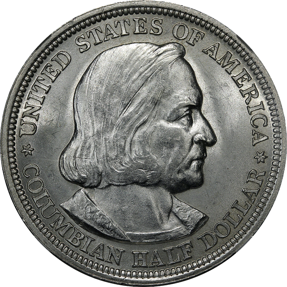 Columbian Half Dollar Wikipedia