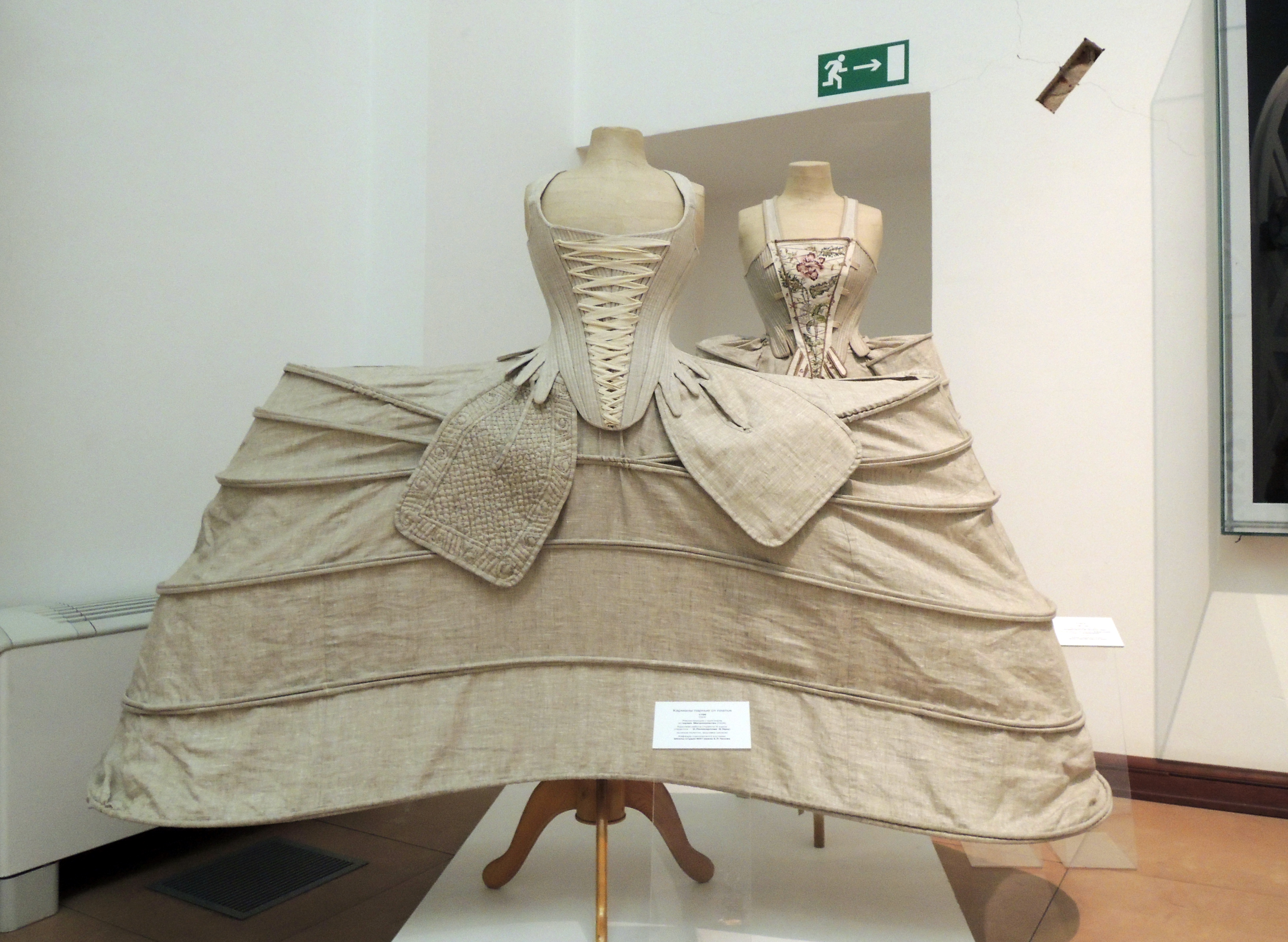 File:18th-century dress (MKhT school-studio\'s replica) 02.jpg ...