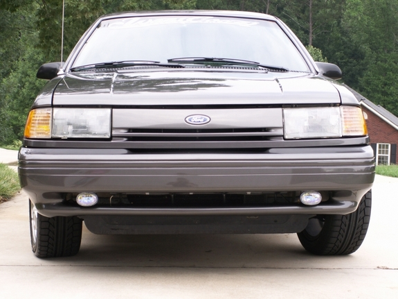 1992 Ford Tempo (Front End)