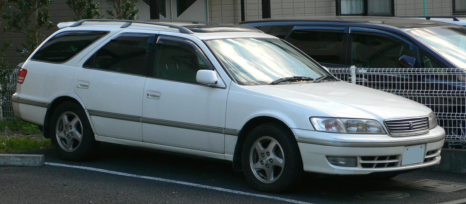 File 1997 Toyota Mark Ii Qualis 01 Jpg Wikimedia Commons