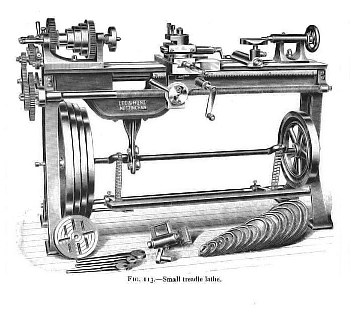 lathe machine wiki