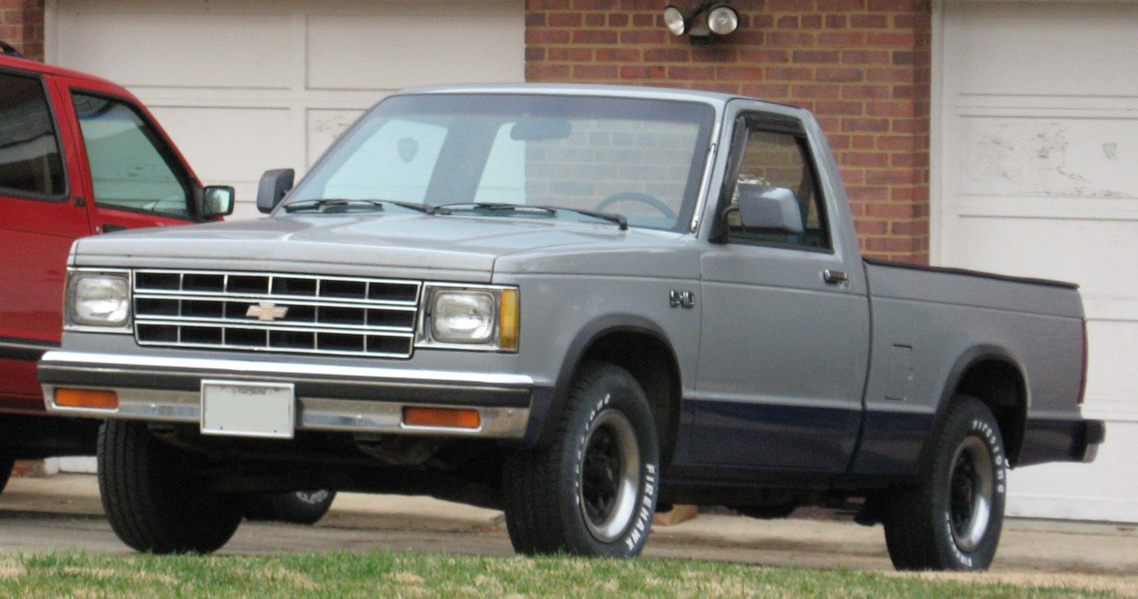 Alfa img - Showing > Chevy S10 Models