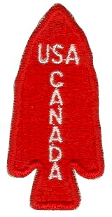 Joint U.S.-Canadian military unit in WWII
