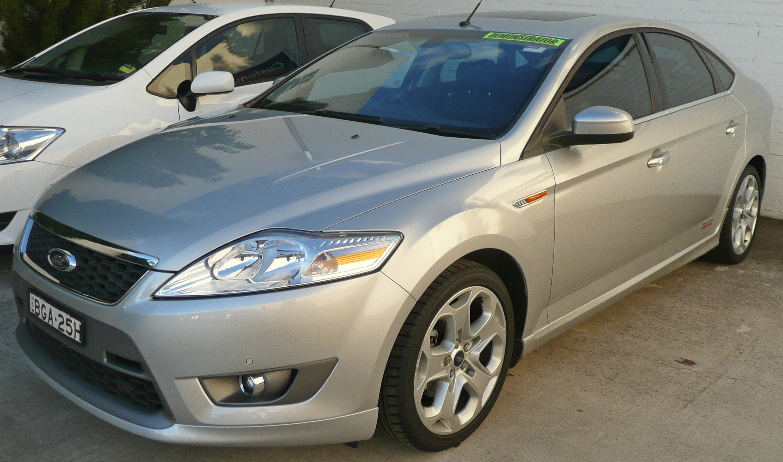file 2007 2009 ford mondeo ma xr5 turbo hatchback wikimedia commons. Black Bedroom Furniture Sets. Home Design Ideas