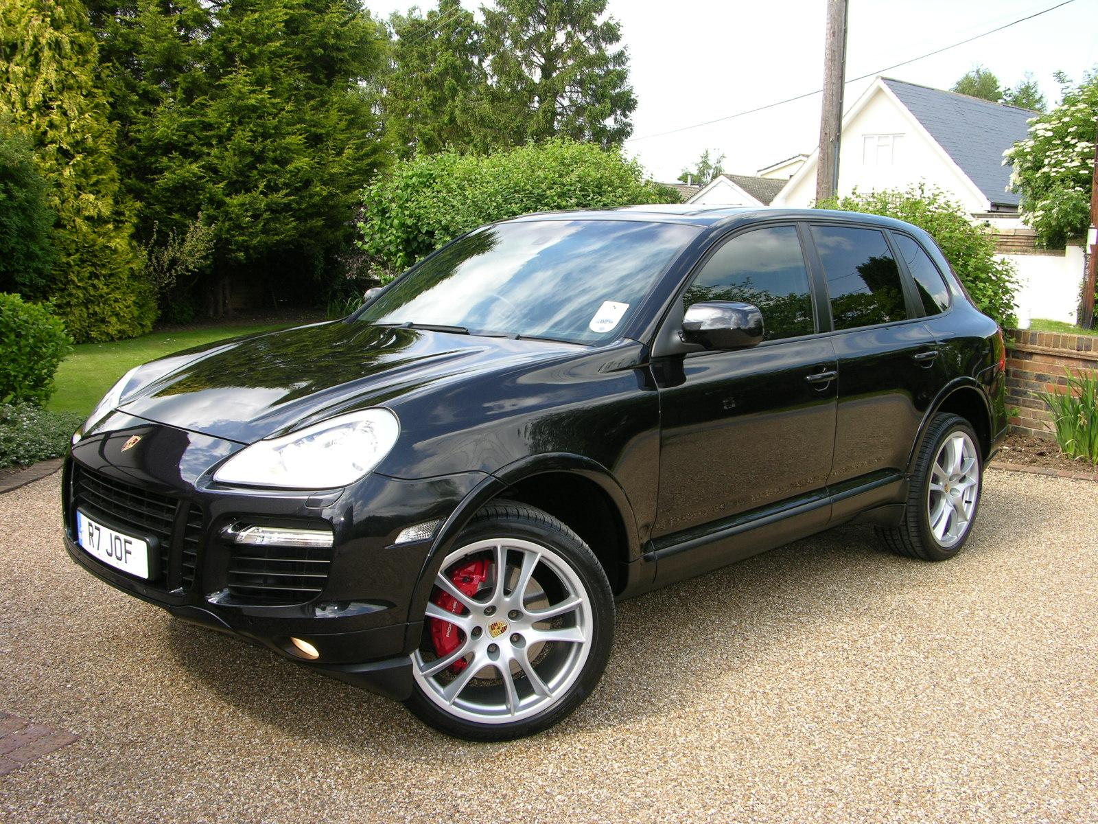 File 2007 Porsche Cayenne Turbo Flickr The Car Spy 25