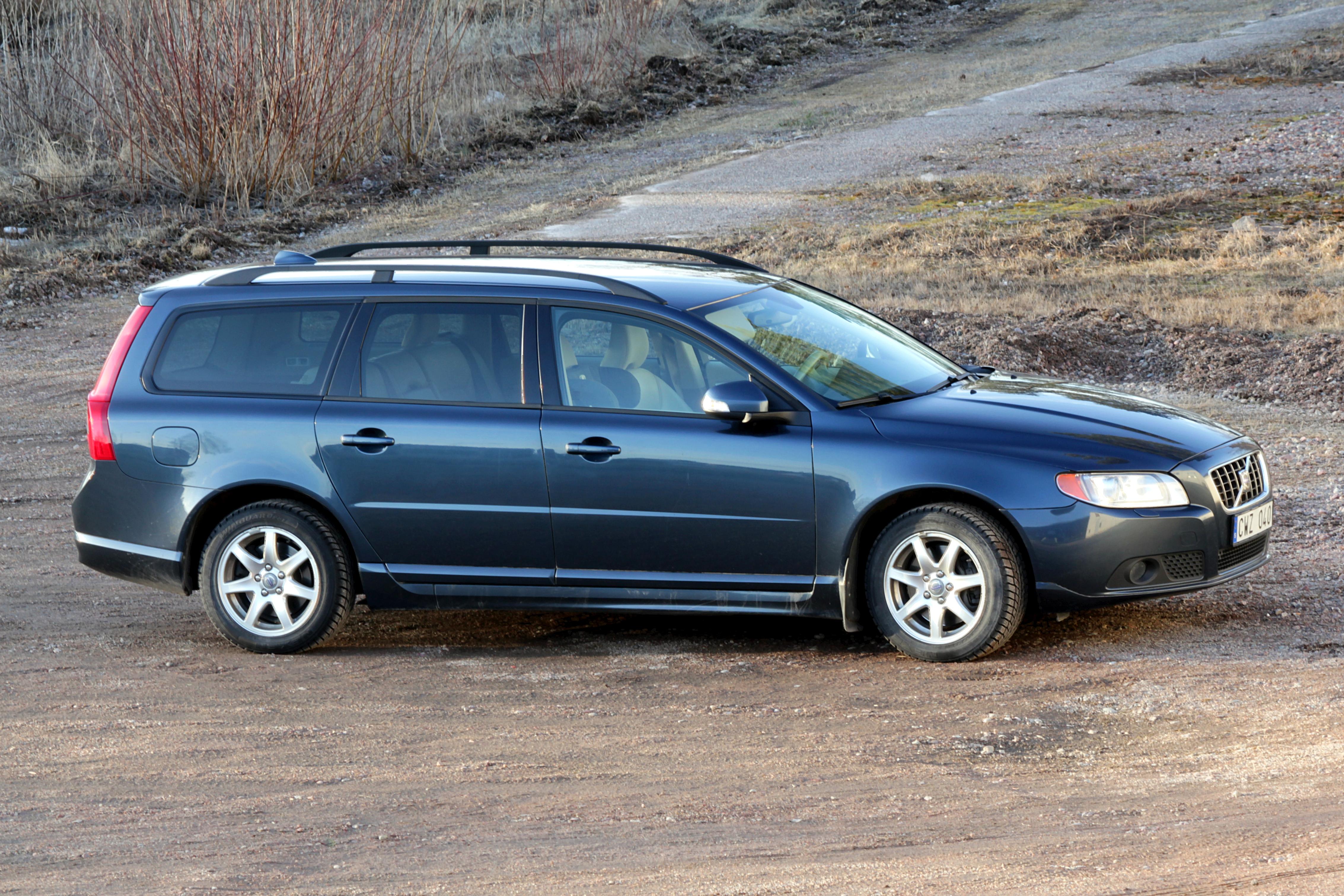 Volvo V70 Wiki >> File:2008 Volvo V70, Avesta.jpg