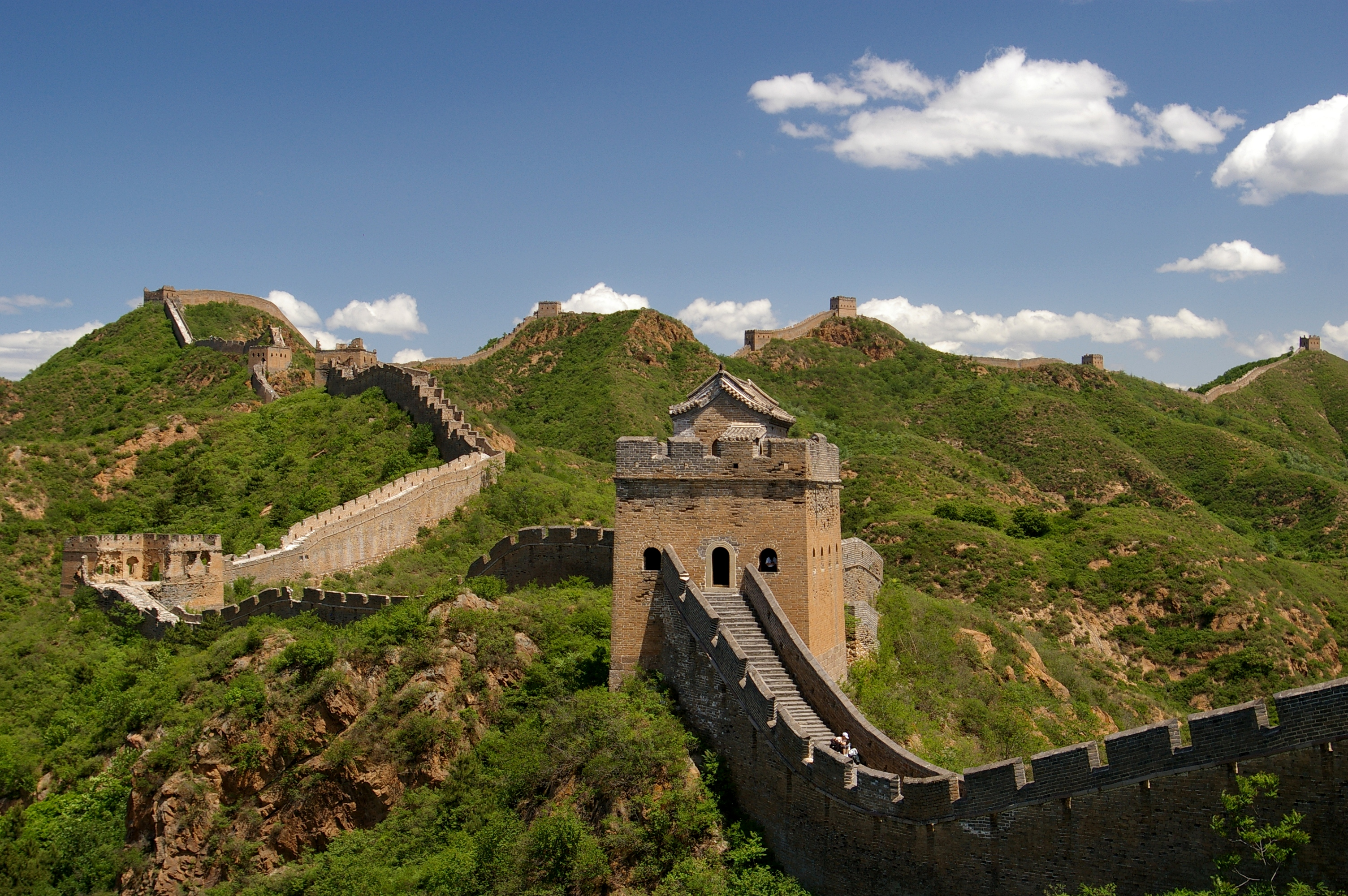 How to enjoy the Great Wall of Chinas wild side tips and