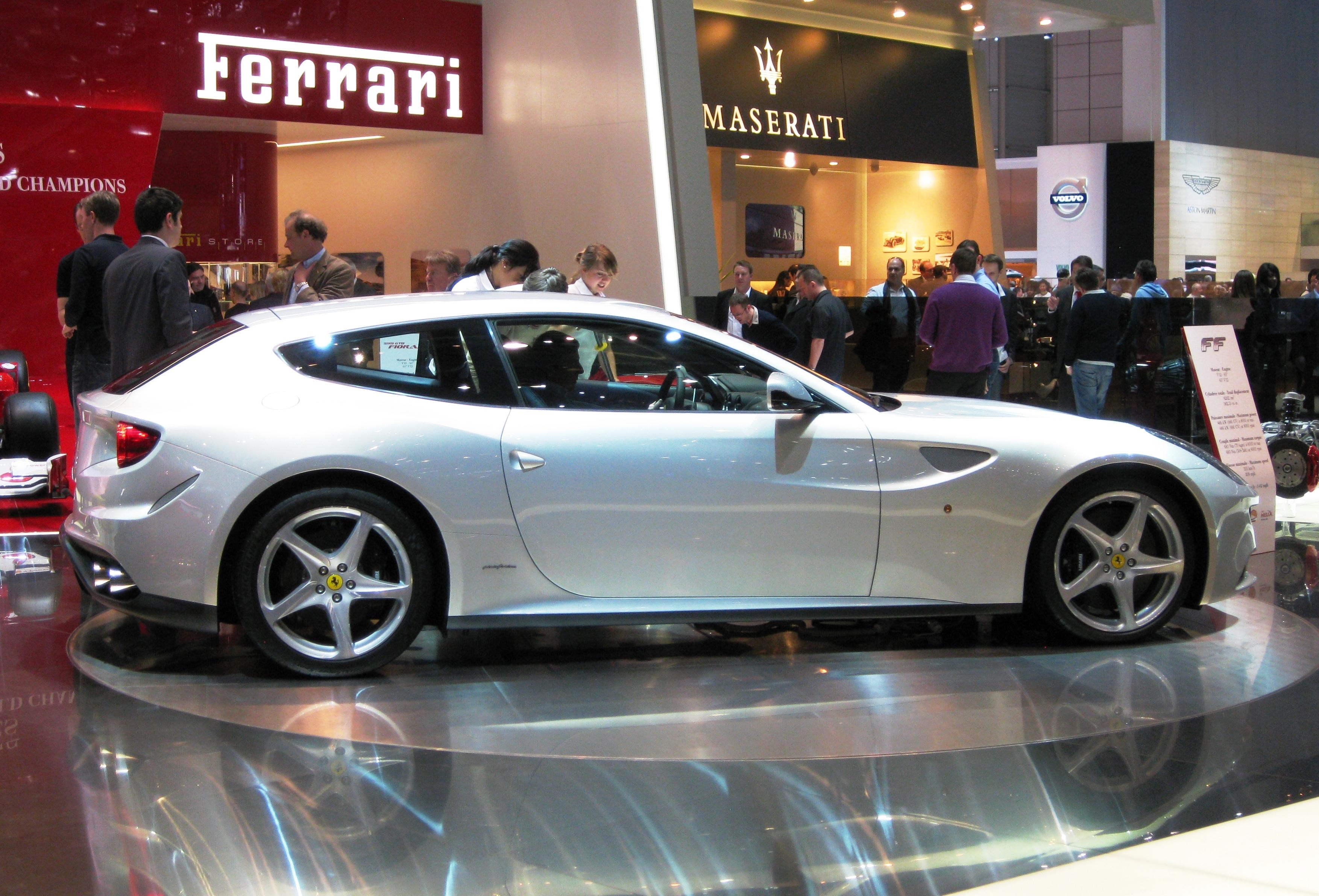 2011-03-04_Autosalon_Genf_1369 Breathtaking Ferrari Mondial T Cabrio Kaufen Cars Trend