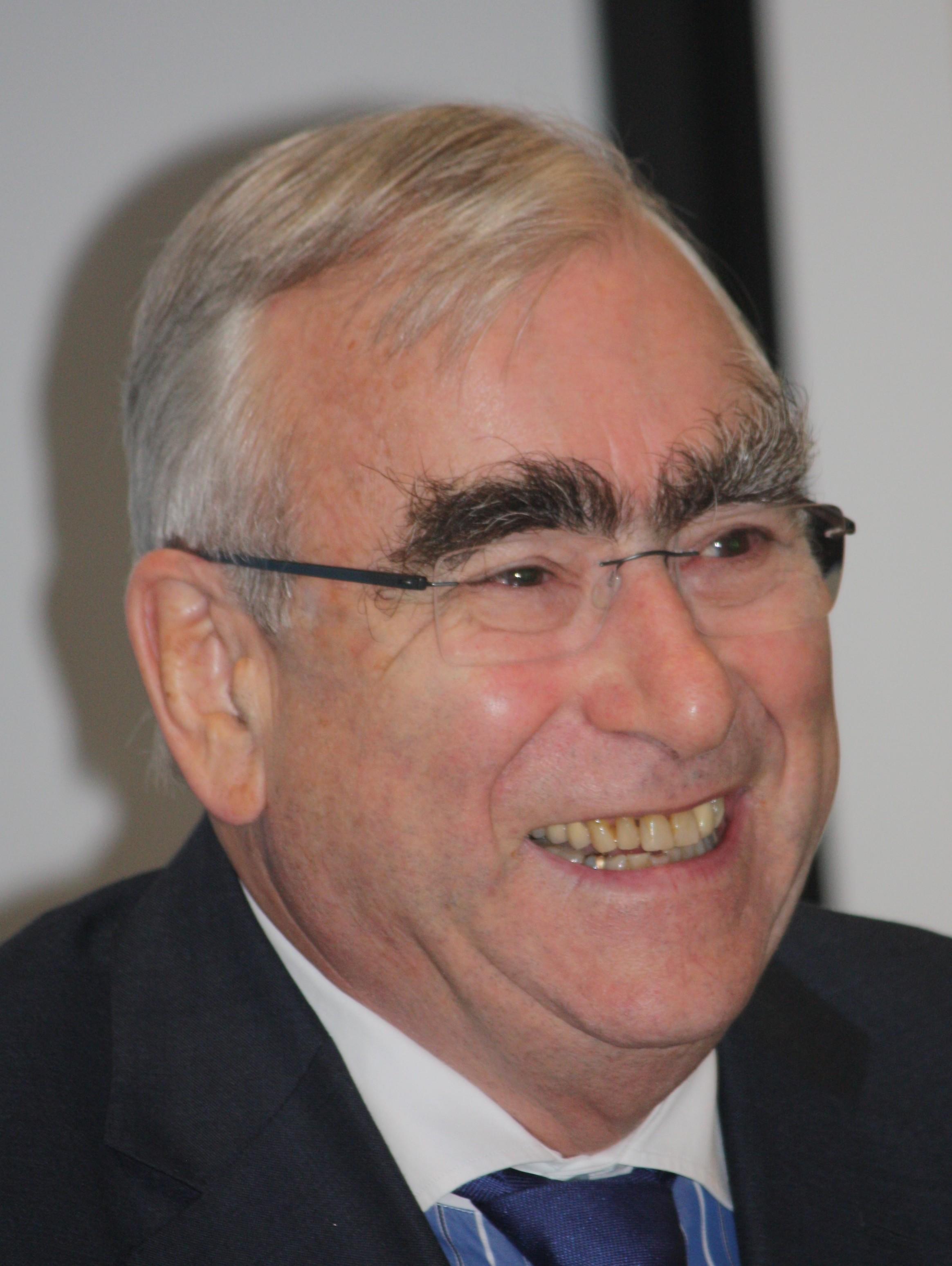Theo Waigel in 2012