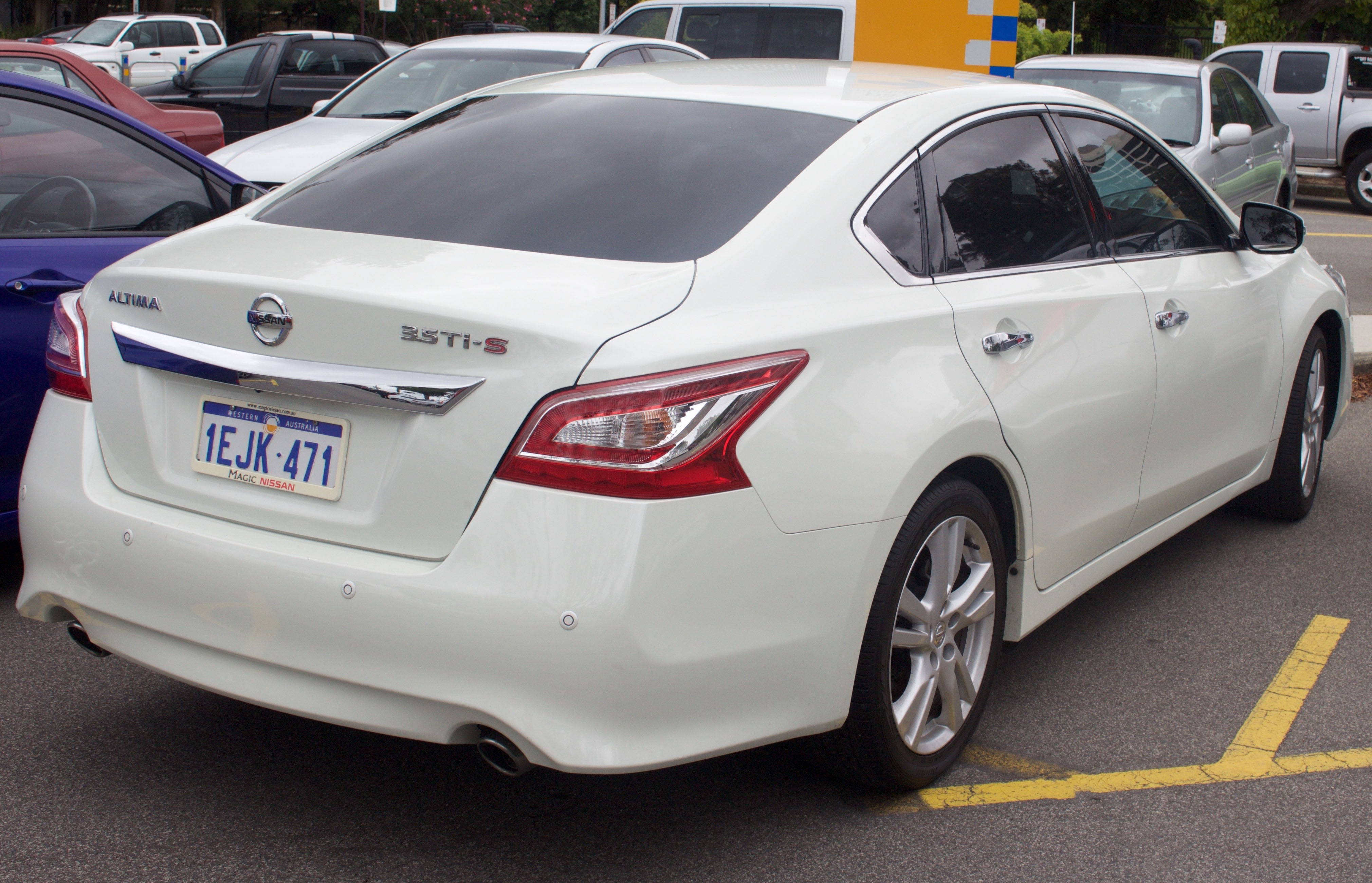 drive to model addition nissan up line spondent sr the review with new car of altima first