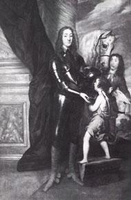 Henry Mordaunt, 2nd Earl of Peterborough English diplomat