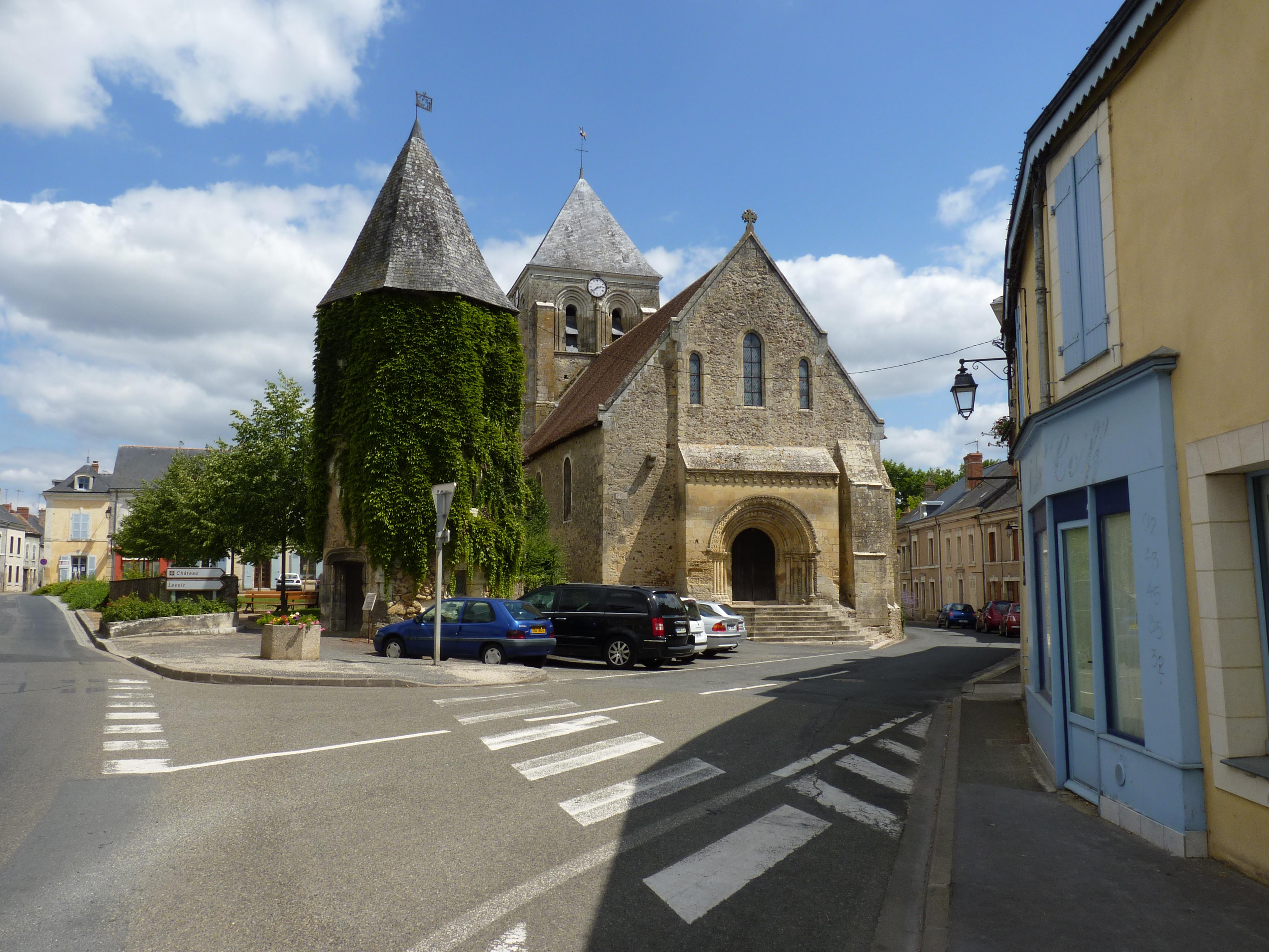 Bazouges-sur-le-Loir
