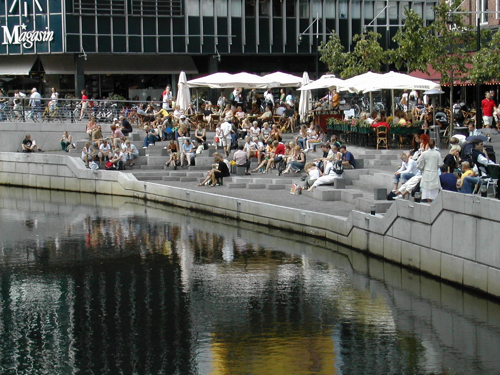 Aarhus, Denmark Wikimedia Commons
