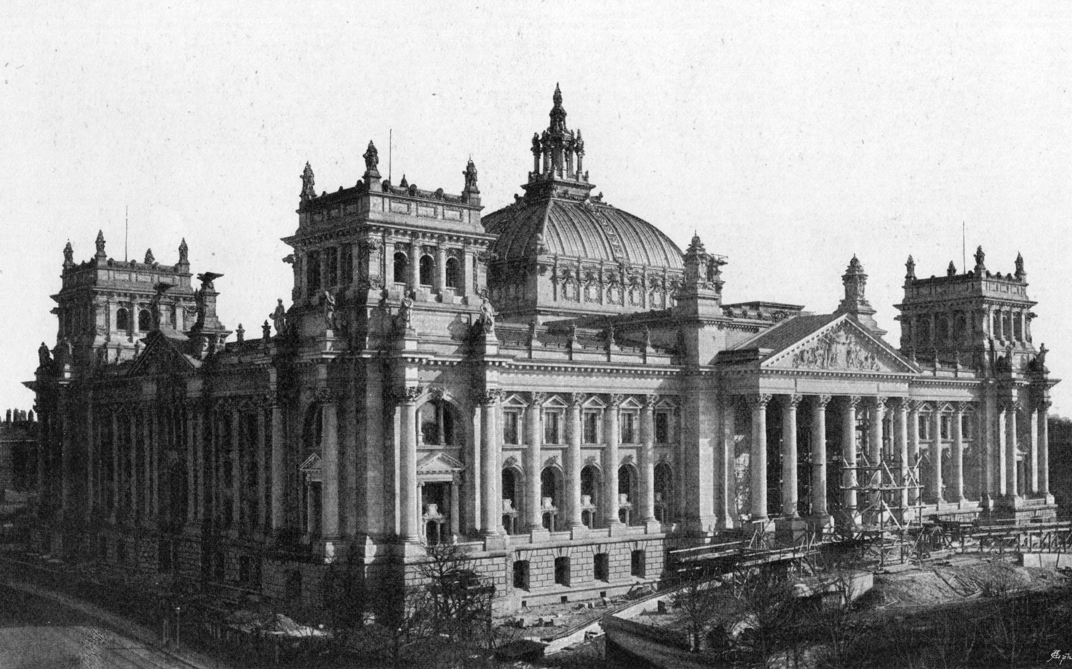 file academy architecture 1895 deutsches reichstagsgebäude berlin
