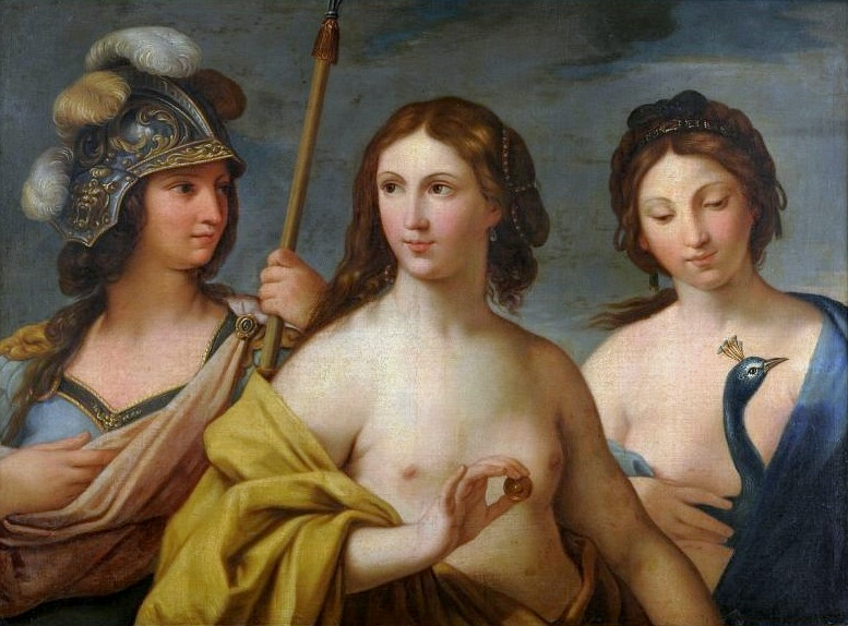 Anonymous Three goddesses