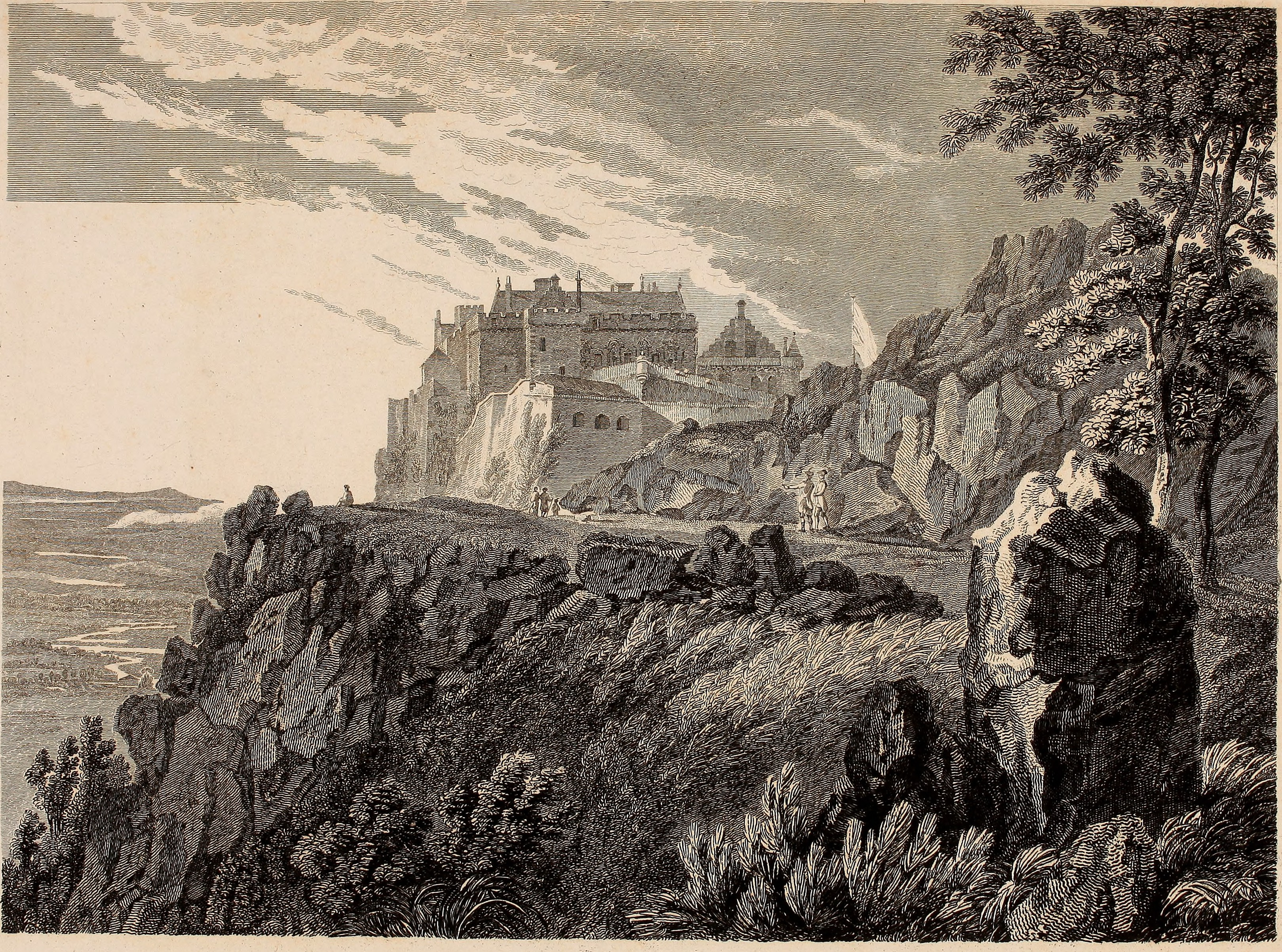 File:Antiquities of Great Britain, - illustrated in views of monasteries,  castles,