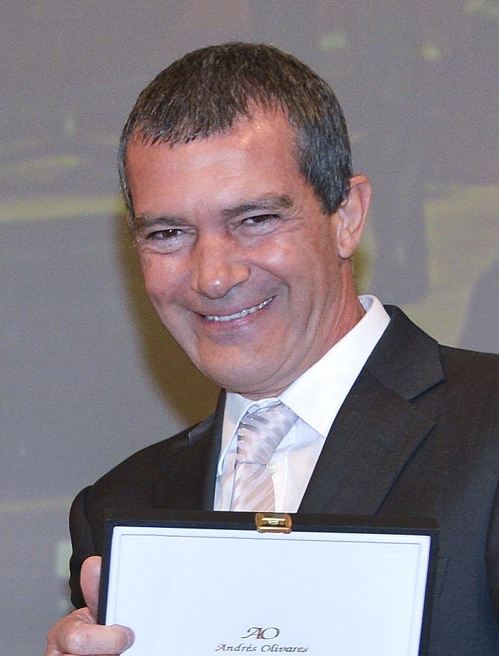Antonio Banderas - Wikipedia, la enciclopedia libre Antonio Banderas