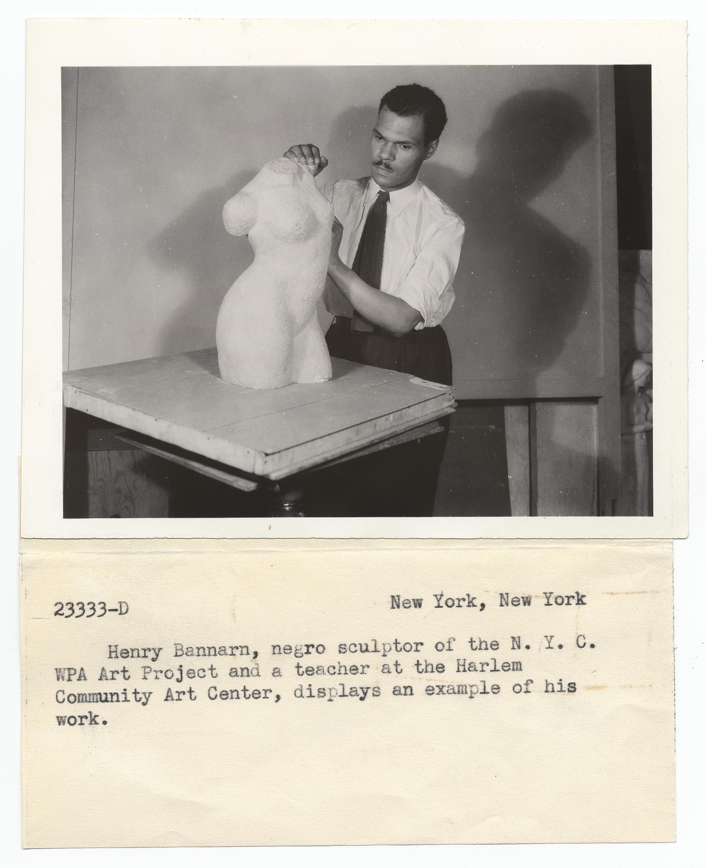 file archives of american art   henry w  bannarn   1950 jpg