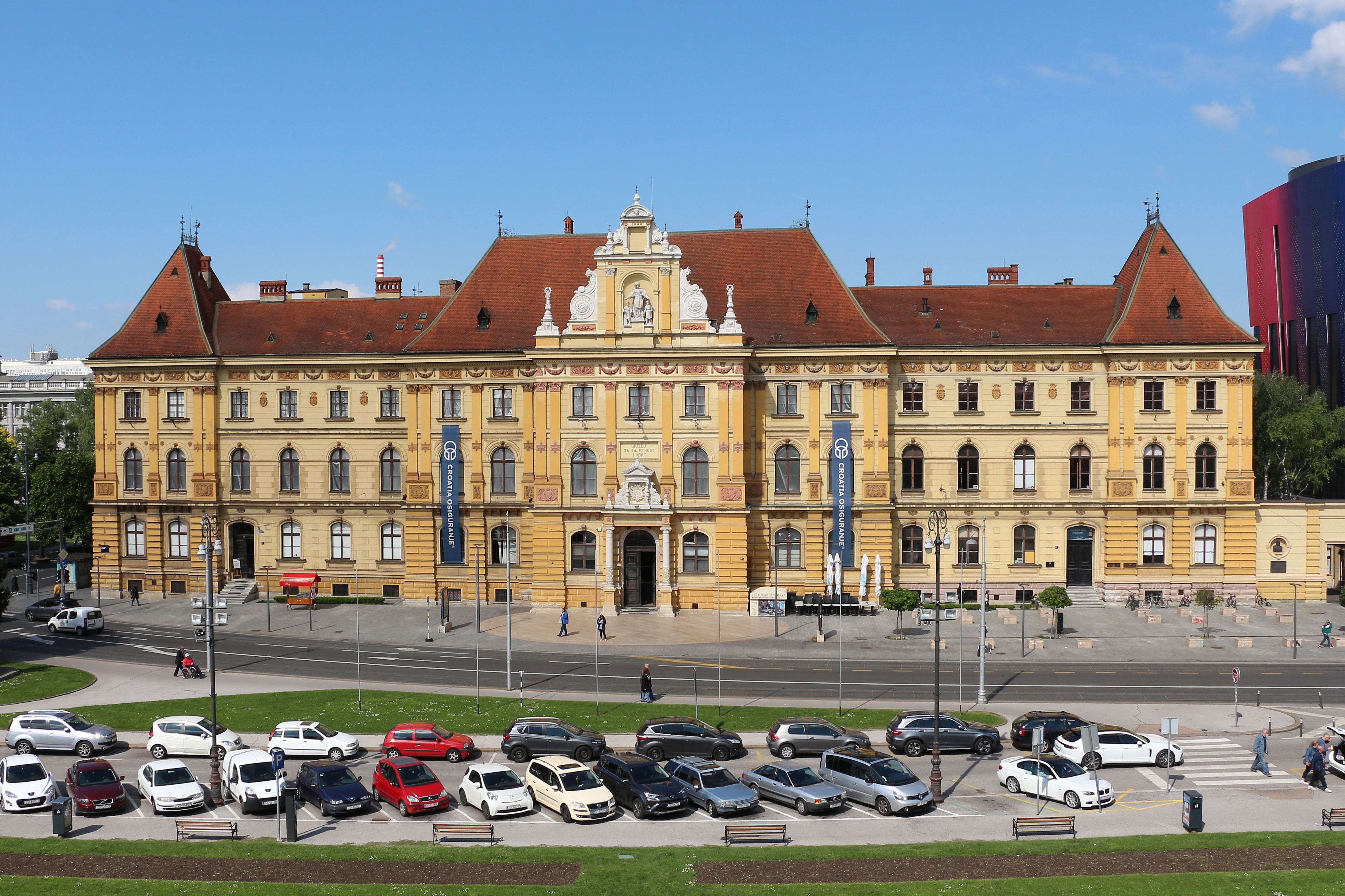 Museum Of Arts And Crafts Zagreb Wikipedia