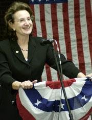 Barbara Ann Radnofsky American politician