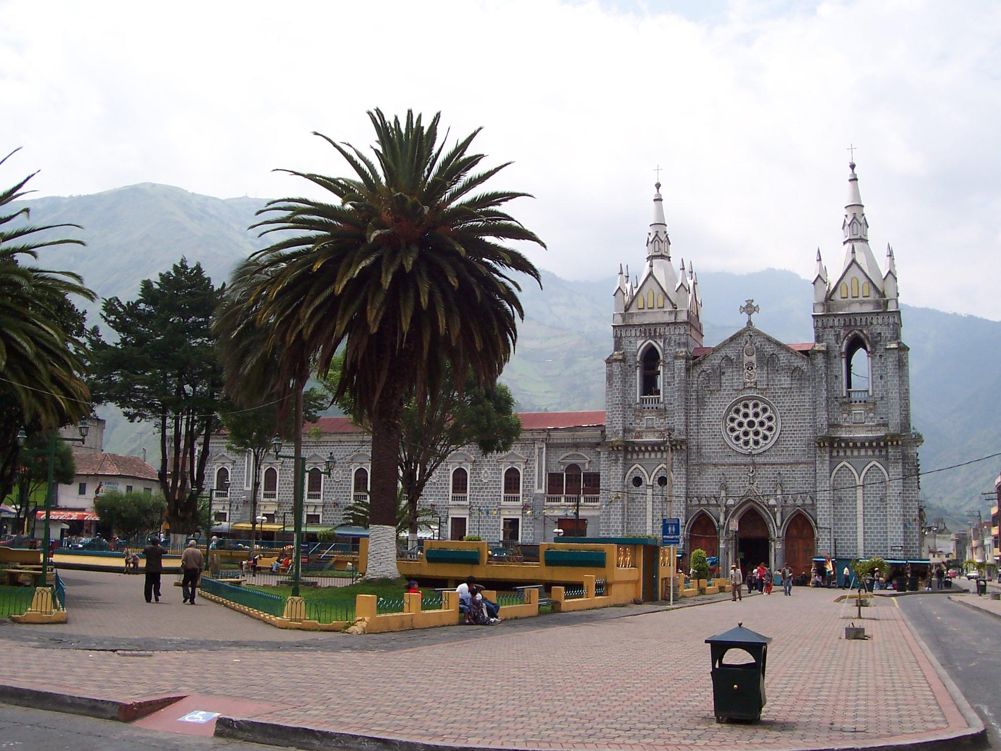 Imagenes De Baños Agua Santa:Johanna Gabriela: Baños de Agua Santa Ambato Privincia De Tungurahua