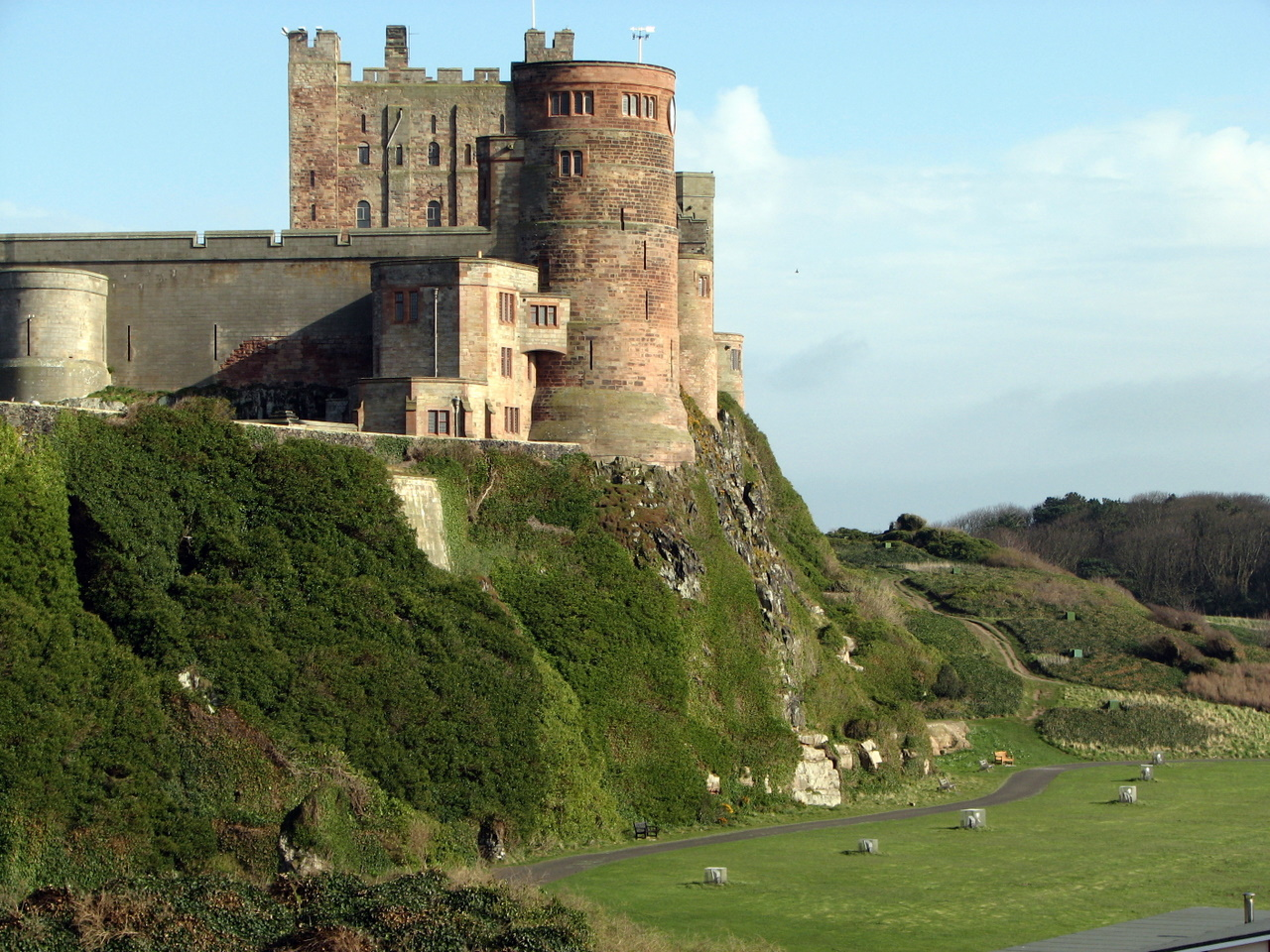 bamburgh castle - photo #5