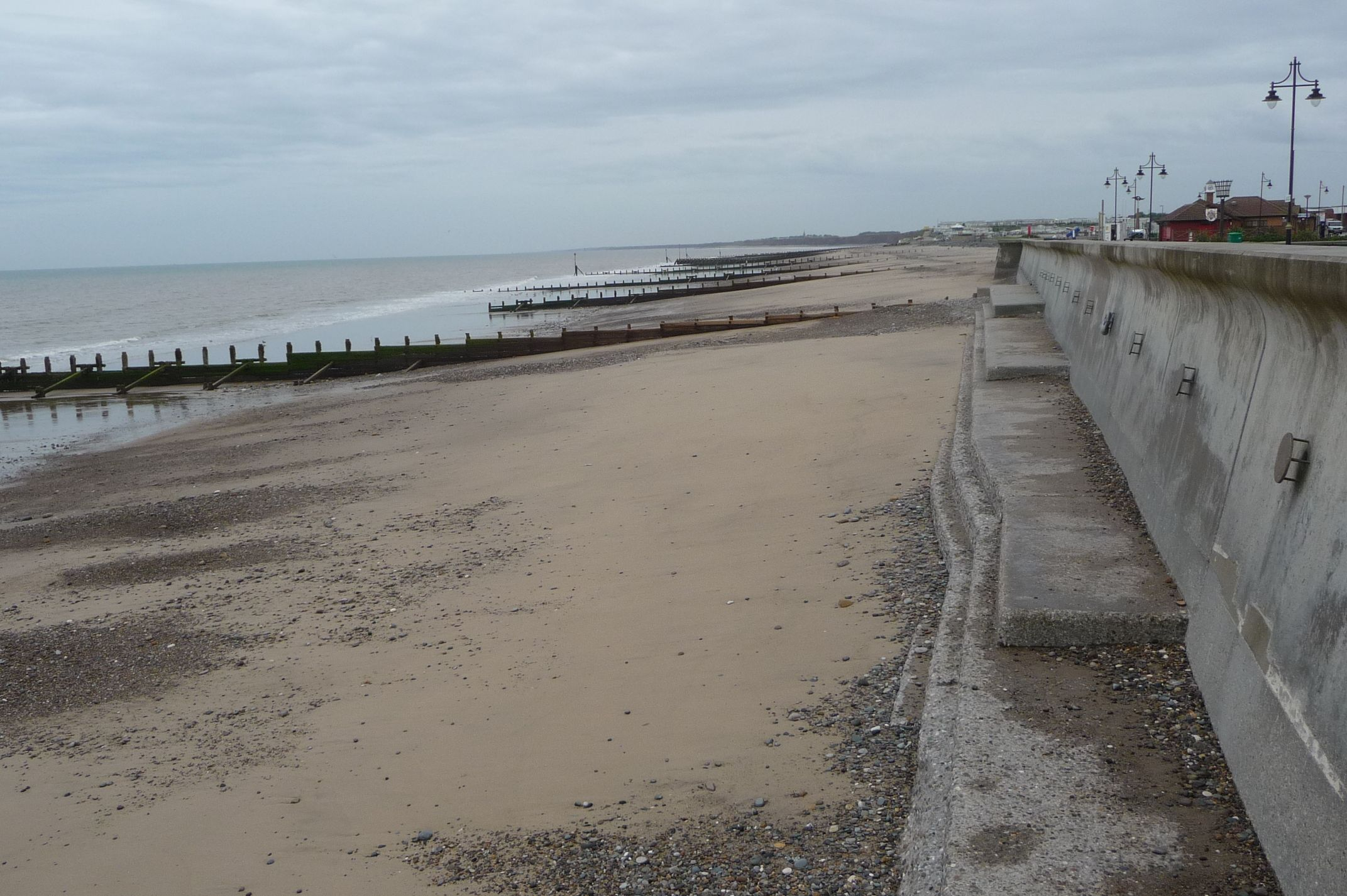 Hornsea Beach. | The Yorkshire Coast - North to South ... Hornsea