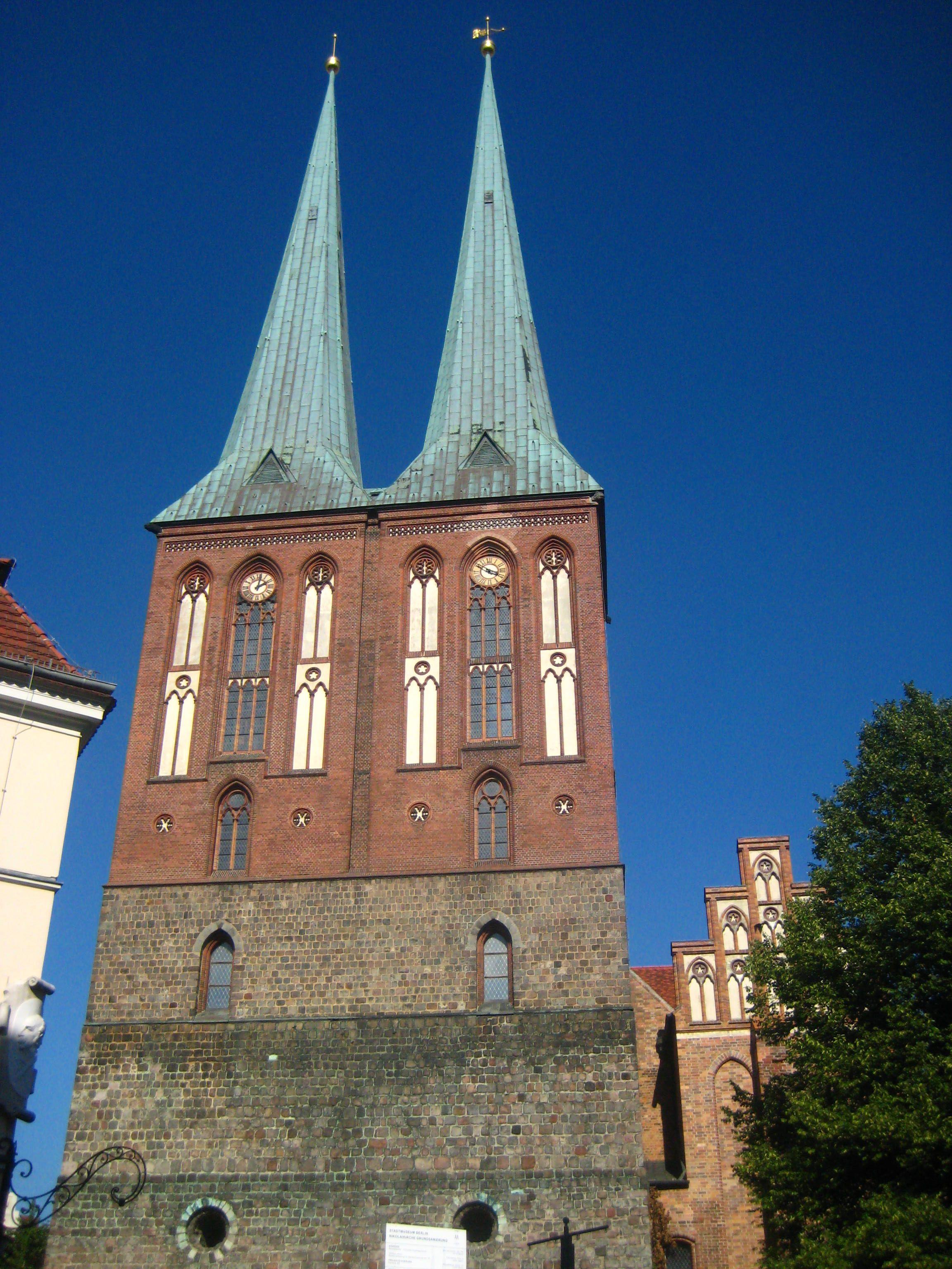 Good How To Build A Church #1: Berlin%2C_Mitte%2C_Nikolaiviertel%2C_Nikolaikirche%2C_Westfassade.jpg