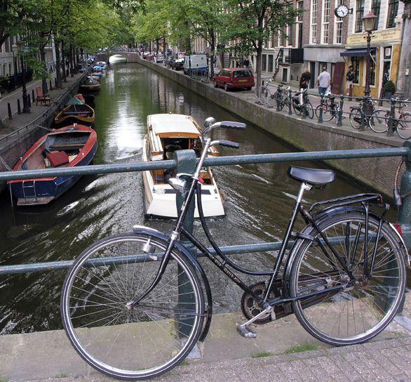 Bikes In Amsterdam File BikesInAmsterdam