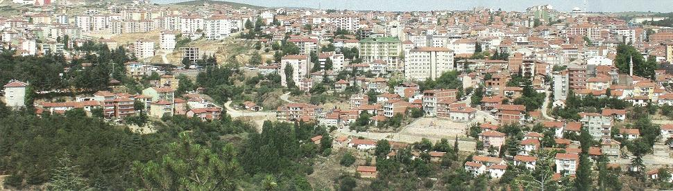 Bilecik city center