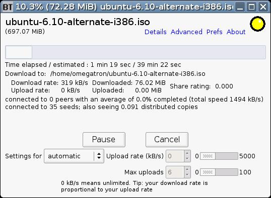 Download bittornado 0. 3. 18.