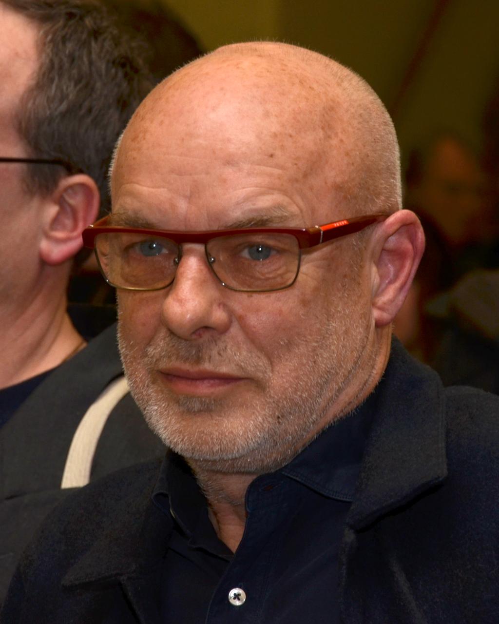 Poet Brian Eno