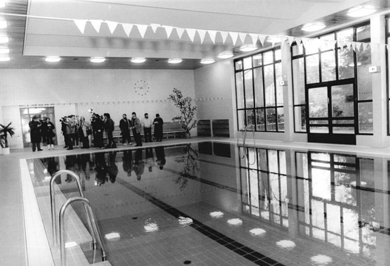 Schwimmhalle Bernau