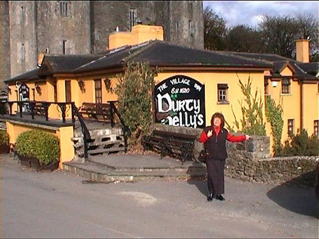 Bunratty castle restaurant