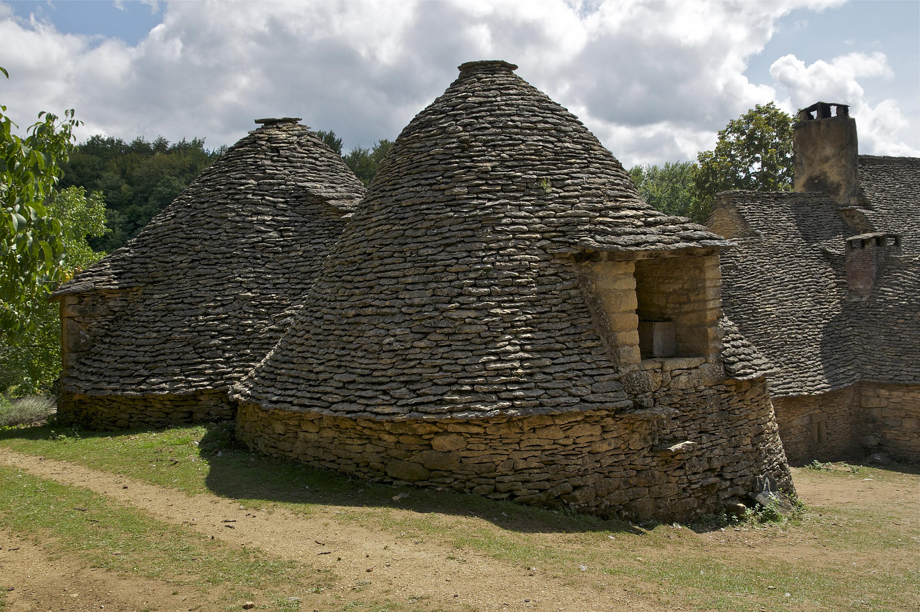 File cabanes du breuil - Les cabanes du trappeur ...