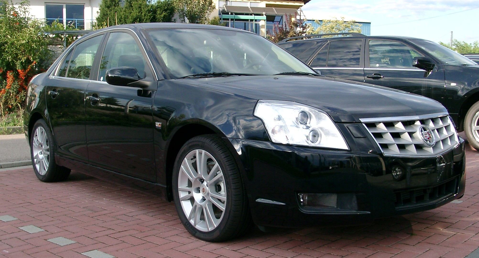 File Cadillac Bls Front 20070819 Jpg Wikimedia Commons