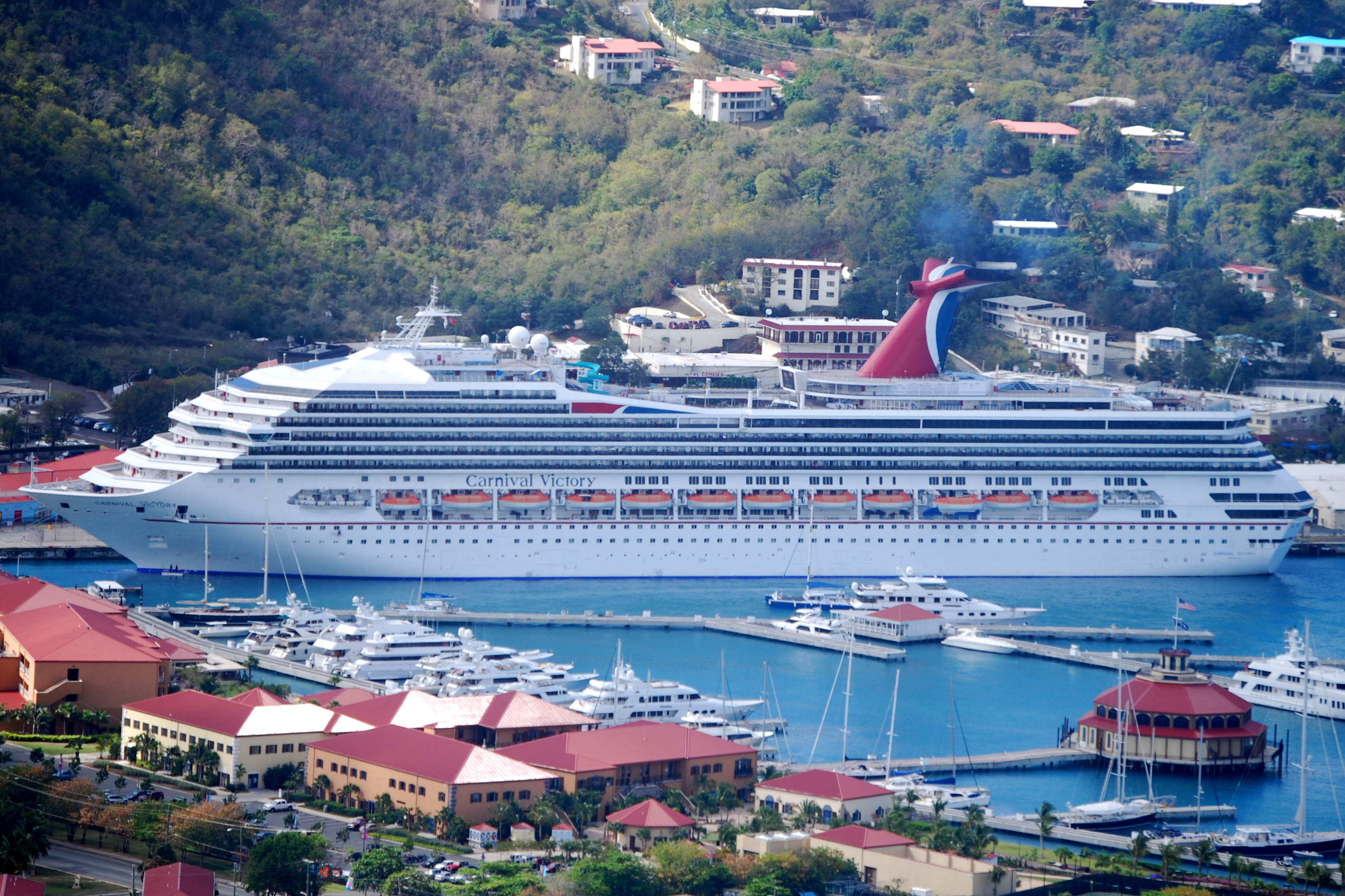 Pictures Of The Carnival Victory 34
