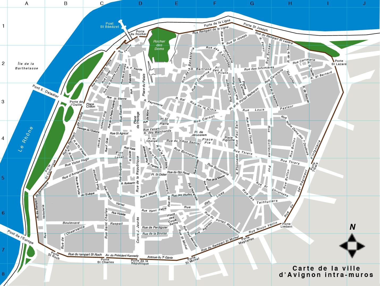Carte de bus avignon tiberiandawn - Ligne bus avignon ...