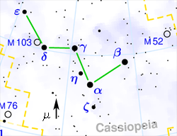 Cassiopeia constellation map Mu.png