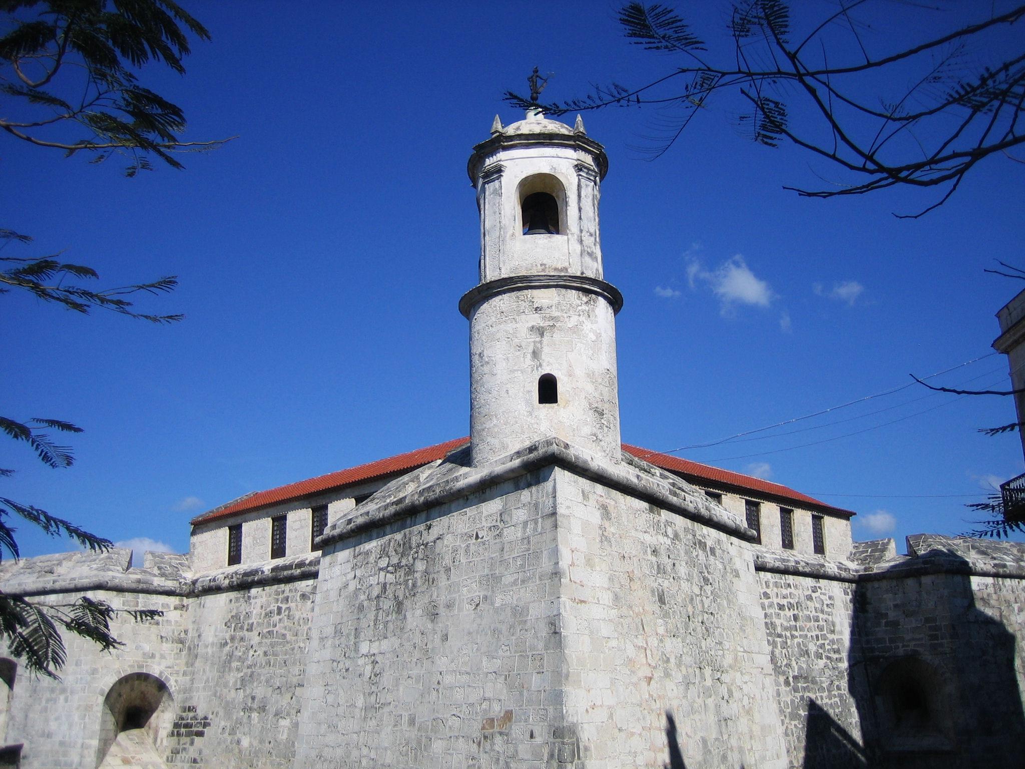 Castillo de la Real Fuerza, Cuba