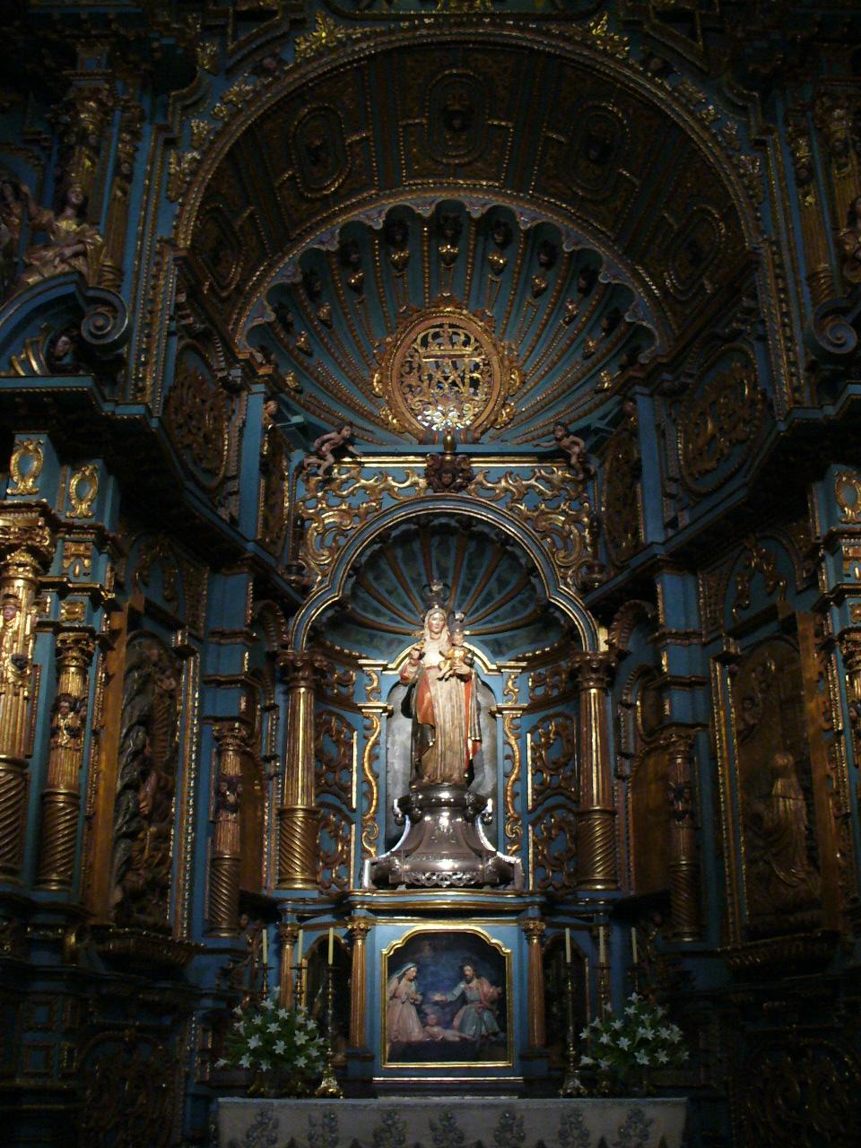 Nuestra se ora de la evangelizaci n wikipedia la for Sala 7 concepcion