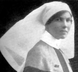 Catherine Black (nurse) Irish nurse