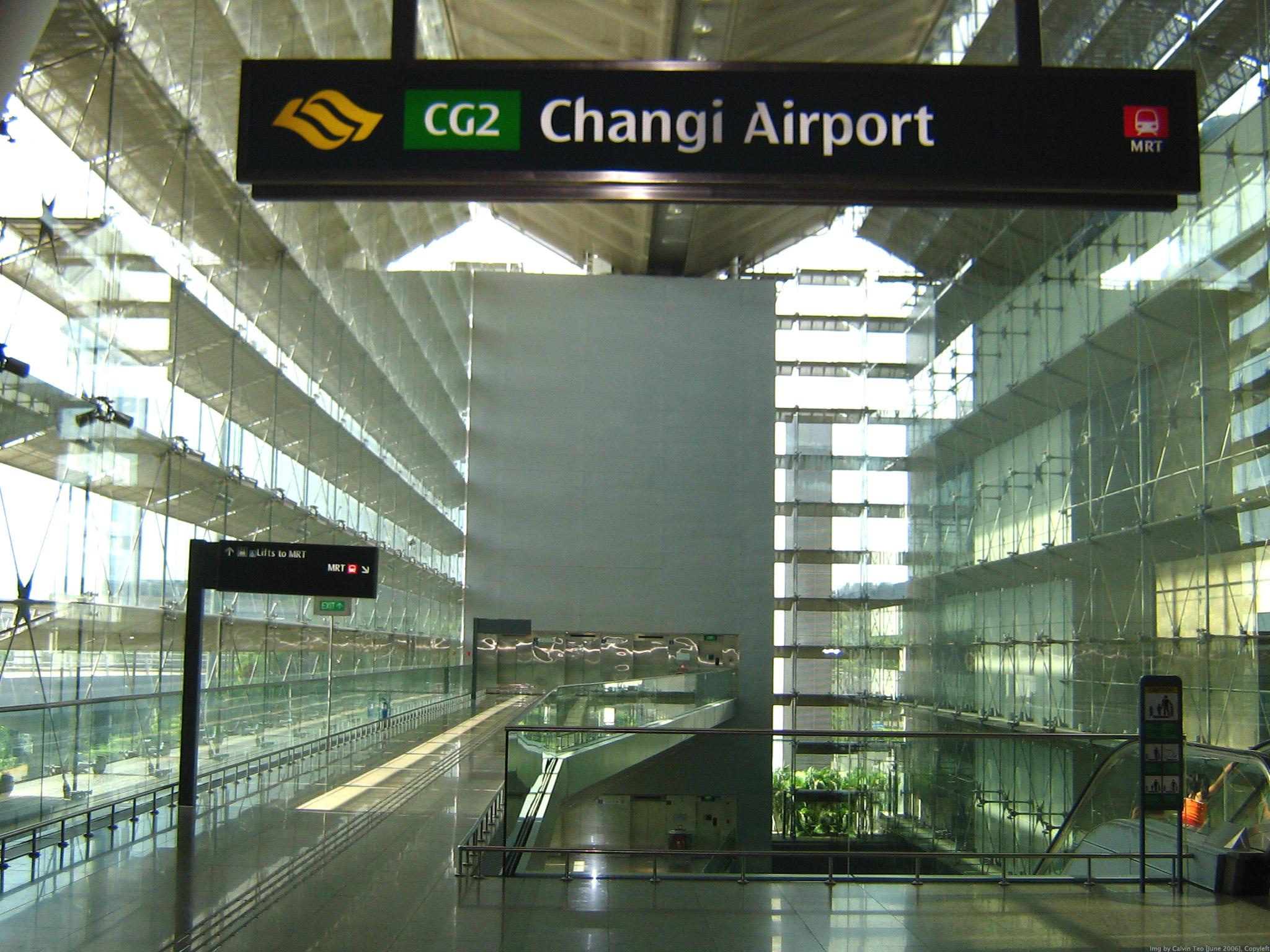 Terminal  Singapore Food
