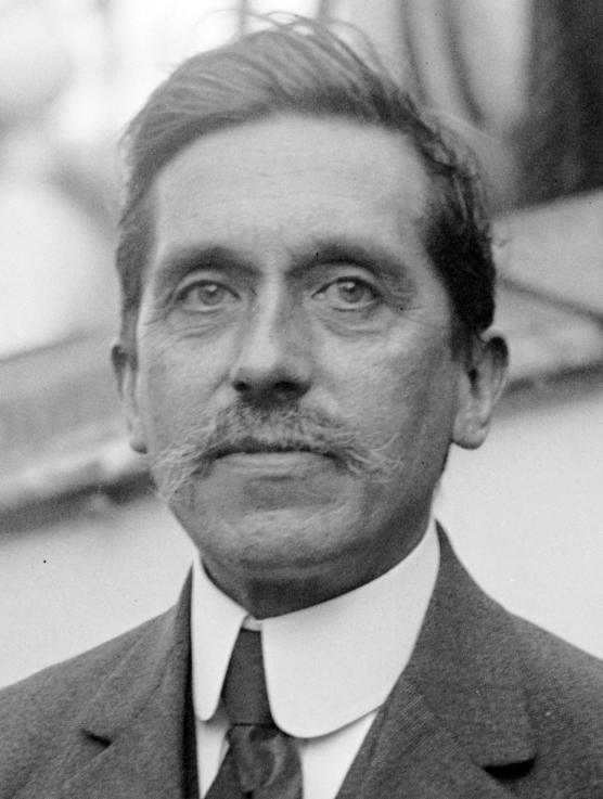 Ch Fabry died, 1945 (b. 1867).