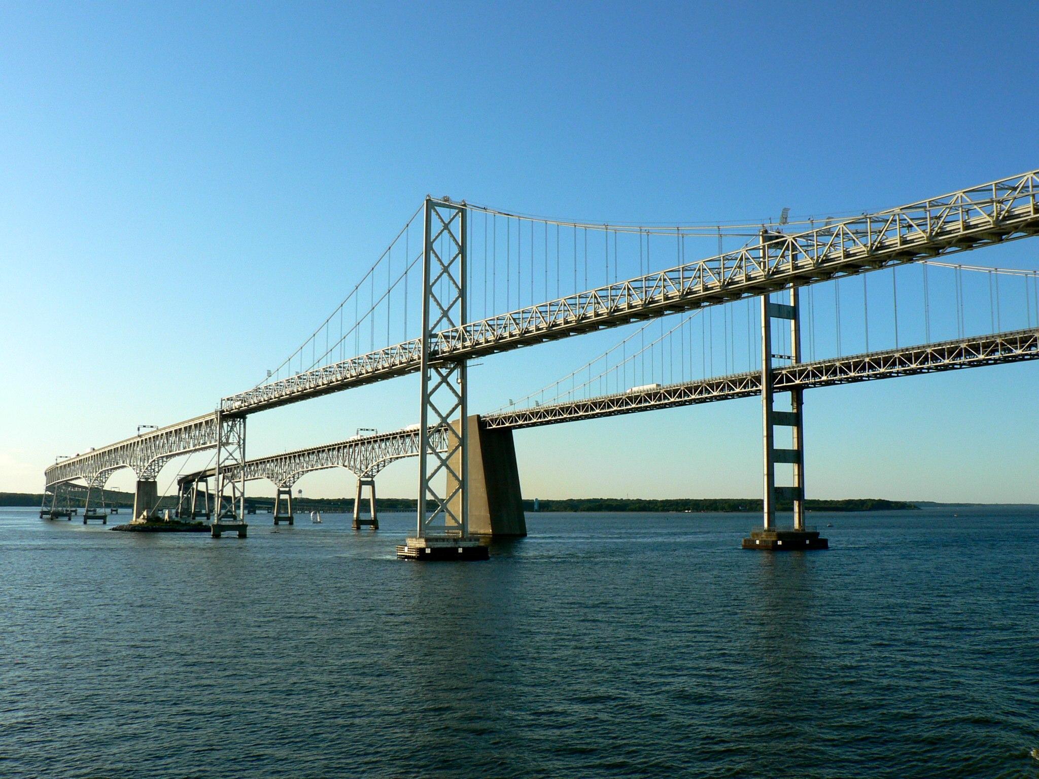 Chesapeake bay bridge crash july 2016 the best bridge 2017 for Bay bridge run 2016